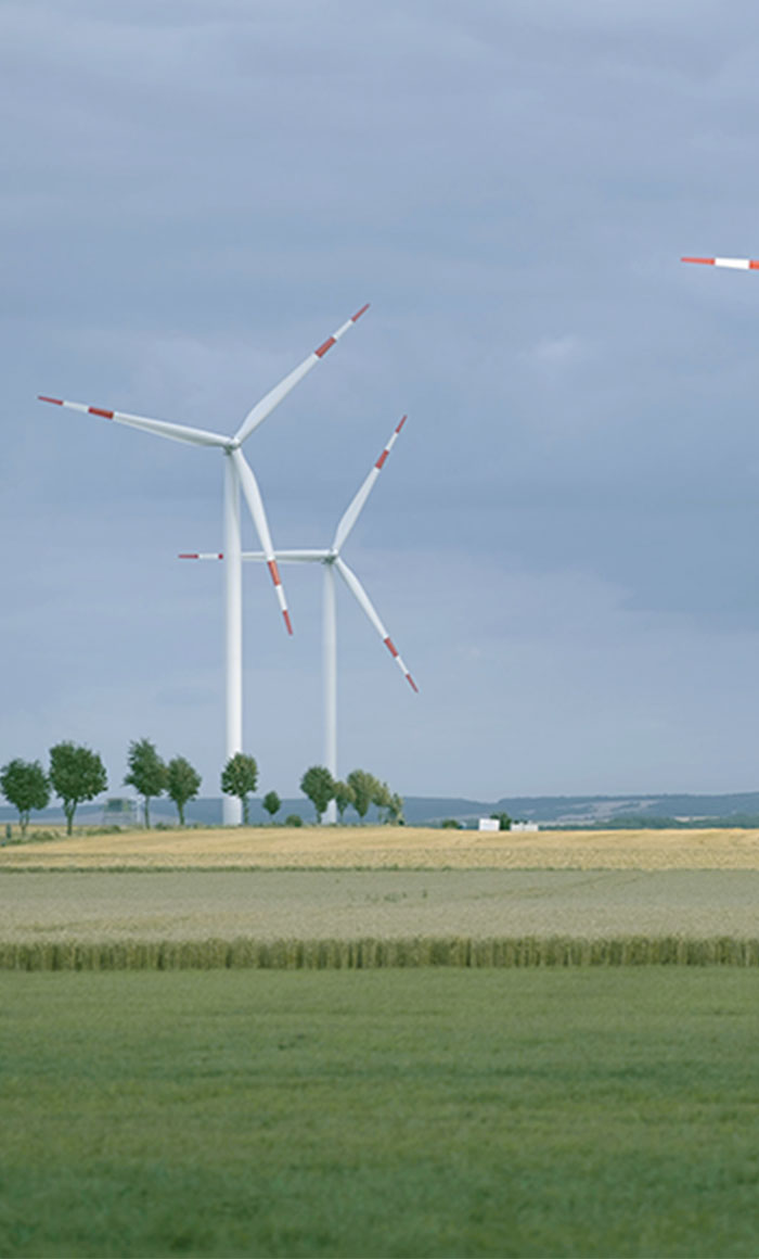 Onshore Windpark